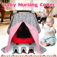 Thickened Nursing Cover Breastfeeding Cover Baby Car Seat Cover USA