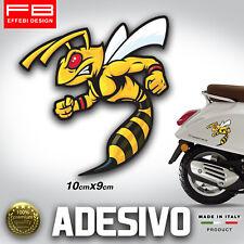 Adesivo Stickers Vespa Piaggio Px Honda Hornet Incazzata Angry Turing Auto Moto