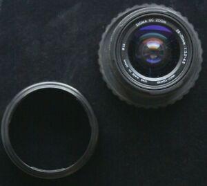 SIGMA  UC ZOOM 28-70mm 1:3.5-4.5 Multi Coated