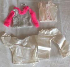 vetement poupée Barbie vintage 4 pièces 1960 clothes (n°18)