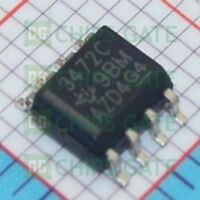 15PCS TL3472CDR TI IC OPAMP GP 4MHZ 8SOIC