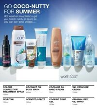 Avon Coconut Summer Set Pack of 8 Products Brand New