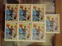 Cliff Robinson Trail Blazers 1991 Upper Deck # 220 Lot of (7) Basketball Cards
