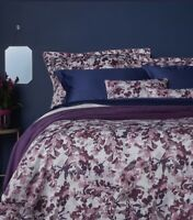Christy Hannah Single Duvet Set 100% Cotton Sateen 230 TC