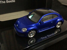 Kyosho 1/64 VolksWagen 2014 beetle Blue New Dealer Ver