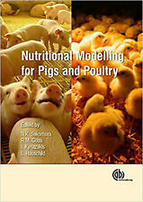 Nutritional Modelling for Pigs and P, Very Good,  Book