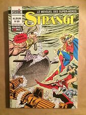 STRANGE - ALBUM N°89 (T266 - T267 - T268)