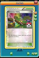 Dimension Valley - for Pokemon TCG Online (DIGITAL ptcgo in Game Card) League