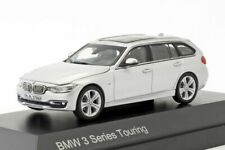Dealer Model - BMW 3-SERIES TOURING (Silver) - Model Scale 1:43