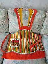 New listing New Handmade Kitchen Apron with Pocket