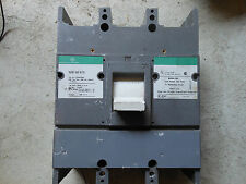 GE TJK636Y600 3pole 600amp 600v  circuit breaker molded case switch 1yr Warranty
