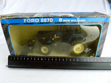 Ford 8870 Die-cast model tractor Ertl 1-32