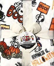 Peanuts Snoopy Berkshire VelvetSoft Throw 55X70 Halloween Great Pumpkin Blanket