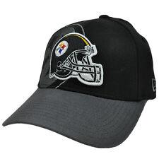 New Era NFL Pittsburgh Steelers Big Helmet Logo Flex 39thirty Cap NewEra L-XL