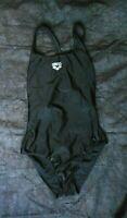 Badeanzug v.ARENA  in schwarz SPORT Gr. 42 %20 Elasthan 1 mal getragen