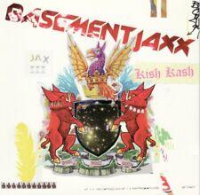 Basement Jaxx - Kish kash - CD -