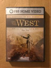 American Experience - The Way West: How The West Was Lost  Won 1845-1893...