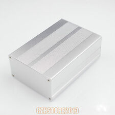 Full aluminum enclosure case box chassis for headphone amplifier digital player,