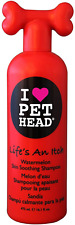 Pet Head Life's An Itch Soothing Shampoo, 16.1oz Watermelon, red