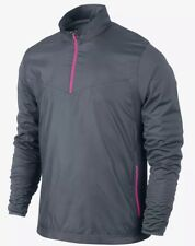 NIKE Golf Shield 1/4 Zip Pullover Men's  Jacket 639981 494 EXTRA LARGE NWT $80