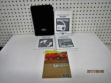 2002 Ford Ranger Owners Manual Set (Spanish version)  FREE SHIPPING