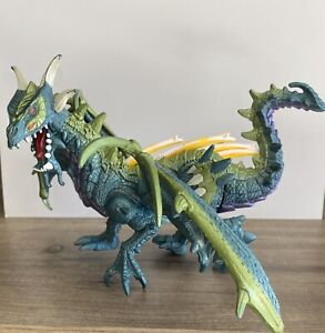 Dragon Heart Razorthorn Action Figure Hasbro 1996 Dragonheart