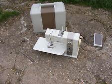 Bernina record 932 électronique machine à coudre avec pédale & Case Made Suisse