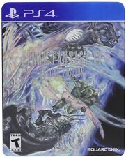 Final Fantasy XV - Deluxe Edition [PlayStation 4 PS4, SteelBook Game, RPG] NEW