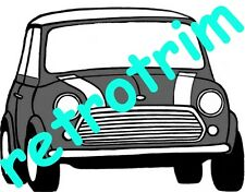 Mini 1275 GT (with alternator) Wiring Diagram