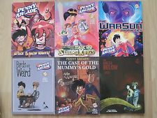 PENNY ARCADE LOT 1-6~Jerry Holkins~Mike Krahulik~HALLS BELOW~MUMMYS GOLD~SWORD~