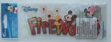 ~DISNEY FIREWORKS~ Title Dimensional Stickers EK SUCCESS; Disneyland World Trip