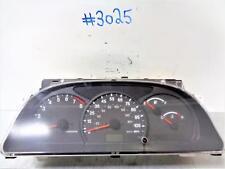 Car truck gauges for suzuki ebay 2001 suzuki grand vitara with abs speedometer assembly 148994 miles fandeluxe Images
