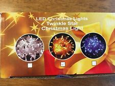 4 sets of 300 LED Twinkle Lights-Gently Used-Weddings-Graduations-Showers