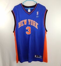 Stephon Marbury New York Knicks NBA Basketball Jersey Reebok Size Mens LARGE  L 29d390cda
