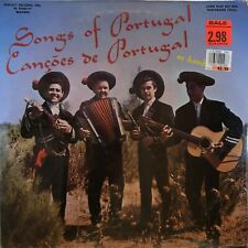Os Bambinos ‎– Songs Of Portugal - Request Records - MONO - Vinyl LP - SEALED