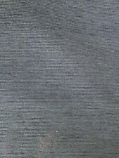 Blue textured upholstery fabric 140 cm width, No 390