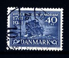 DENMARK - DANIMARCA - 1941 - Bicentenario della morte di Vitus Bering