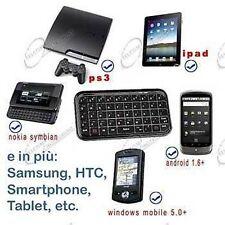 Tastiera Bluetooth Wireless per Smartphone e Tablet: Tastiera BlueTooth 49 Tasti