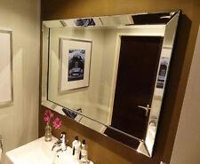 Refinado Espejo de Pared Con Marco 80x60cm colmore cristal NUEVO