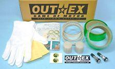 Tubeless kit Spoke Wheel Harley-Davidson XL1200N No.FR-HDXLN Outex