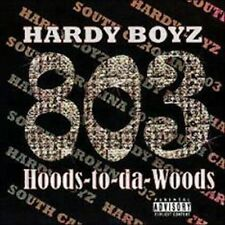 Hardy Boyz - 803 Hoods-to-da-Woods - Dirty South Rap CD Bobby Sho Lady-J
