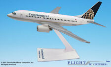 Flight Miniatures Continental Airlines 1991 Boeing 737-700 1:200 Scale New