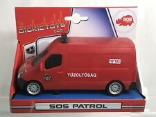 New ListingFire and Rescue toy truck Hungarian Hungary Renault Tuzoltosag fire brigade