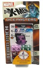 Wizkids Marvel Dice Masters : Dark X-Men Team Pack, New