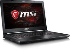 "MSI GS43VR 7RE-061UK Phantom Pro 14"" Laptop i7-7700HQ 16GB 256GB+1TB GTX1060 6GB"