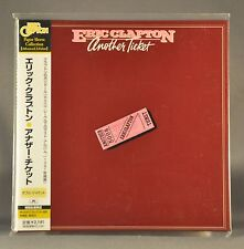 Eric CLAPTON Another Ticket Orig. 2001 JAPAN Mini LP CD NEW UICY-9166 Sealed
