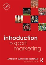 Introduction to Sport Marketing: Second edition, Smith, Stewart Paperback..