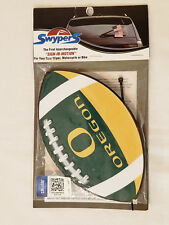 NEW Oregon DUCKS Football Swypers WIND SHIELD WIPER SIGN  5 x 6 New in Bag