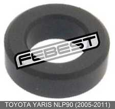 Fuel Injector Seal Ring O-Ring For Toyota Yaris Nlp90 (2005-2011)