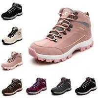 Damen Outdoor Trekking Sneaker 35-42 Wandernschuhe Athletik Bergsteiger Boots D